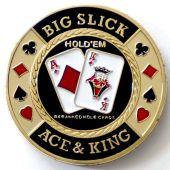 "Хранитель карт Card Guard ""Big Slick"""
