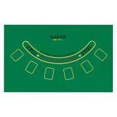 Сукно для покера и блэк-джека (90х60х0,1 см)