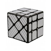 Кубик фишера Carbon Fibre fisher mirrior cube