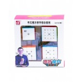 Набор кубиков MoFangGe Qi 2+3+4+5 set