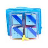 Набор кубиков MoYu Quadruple Combo Yu в сумке