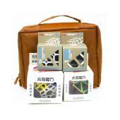 Набор кубиков YJ MoYu Carbon в сумке