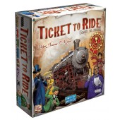 Ticket to Ride Америка (Билет на поезд)