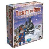 Ticket to Ride Северные страны (Билет на поезд)