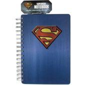 """Блокнот для записей """"Superman"""", A5, пружинный блок"""