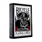Карты Bicycle Black Tiger Red Pips от Ellusionist.com