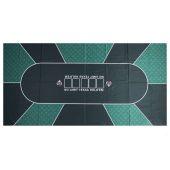 Сукно для покера Элит, зеленое (180х90х0,2см)