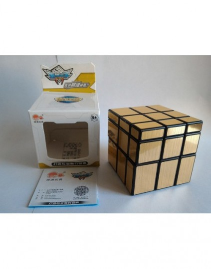 Головоломка cyclone boys mirror cube (зеркальная)